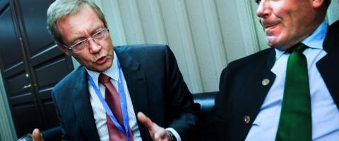 Hagen oppfattet tidligere Orkla-topp som �hemmelig agent� for konkurrent