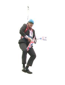 Boris britisk bajas