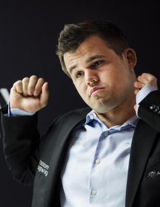 Nedtur for Carlsen: Tapte for f�rste gang p� 43 partier