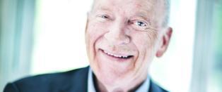 Tidligere Volvo-direktør (81) ble far for femte gang