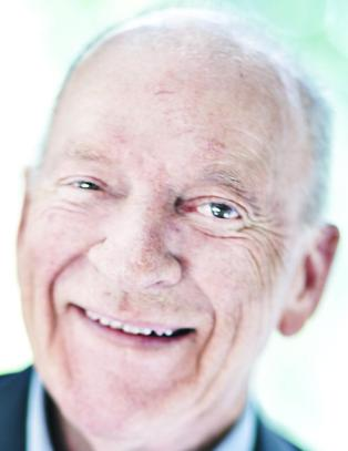 Tidligere Volvo-direkt�r (81) ble far for femte gang