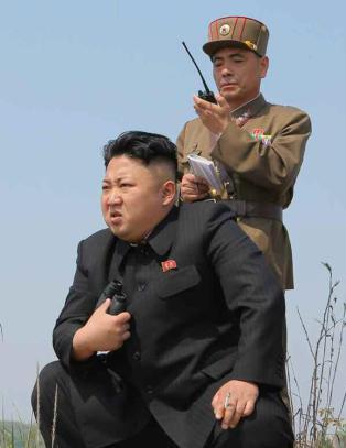Han var diktatorfamiliens sushikokk i 13 �r. N� forteller han at Kim Jong-un spontant skyter opp raketter