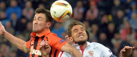 Sevilla p� vei mot sin tredje finale p� rad i Europa League