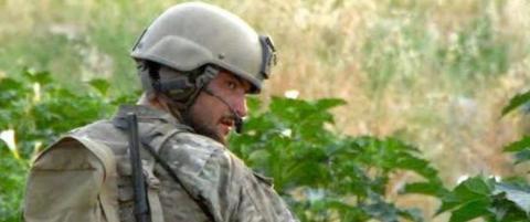Sersjanten ble kastet ut av milit�ret for � ha banket opp pedofil politisjef