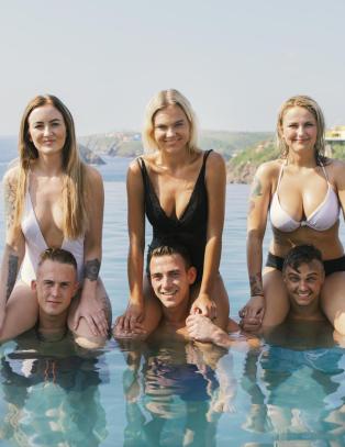 Trodde du norske �Paradise Hotel� var dr�yt? Da b�r du styre unna danskenes utgave