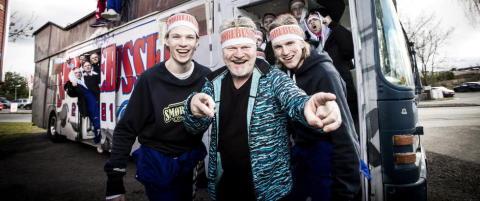 �Ole Ivars� debuterer med russel�t