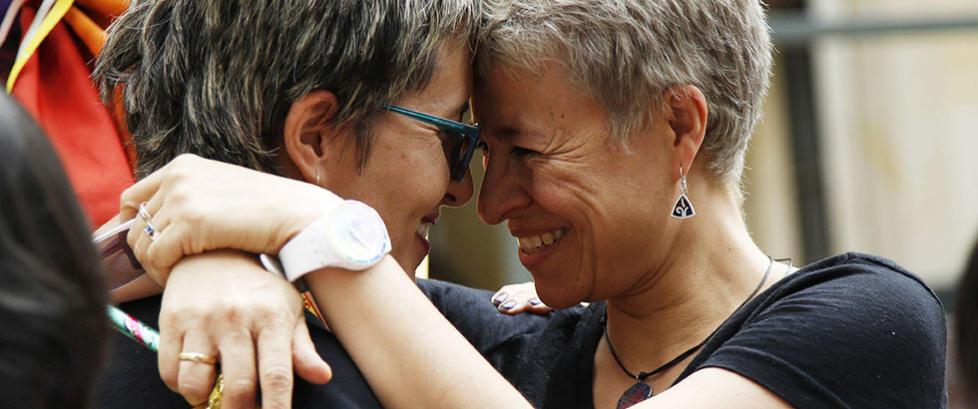 Colombia sier ja til homoekteskap