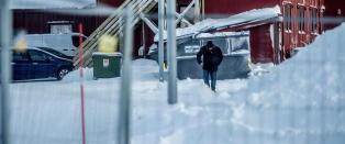 Anundsen bygger sikkerhetsgjerde ved Storskog