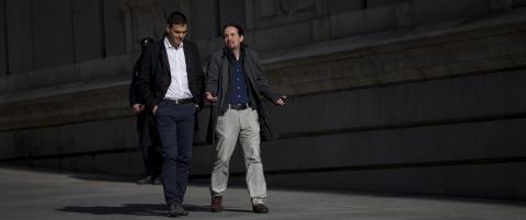 Dette er den verste krisa som det moderne demokratiske Spania har opplevd