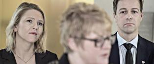 Listhaug g�r mot sviende nederlag i Stortinget