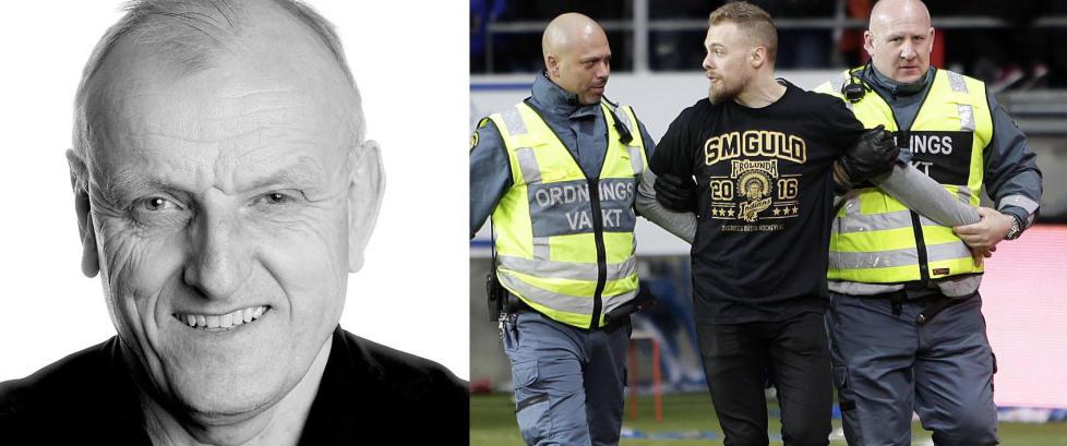 Hockeypresident g�r i strupen p� Dagbladets kommentator