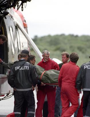 Helikopterulykker i olje og gass: En m�rk historie