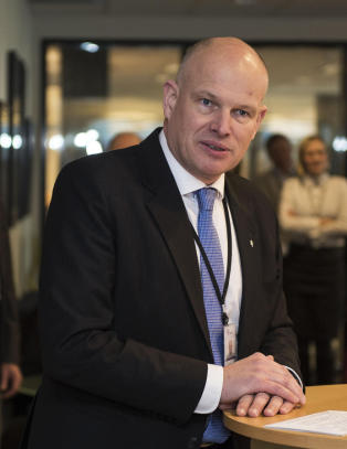 Statoil p� pressekonferansen: - Vi har stengt produksjonen p� Gullfaks