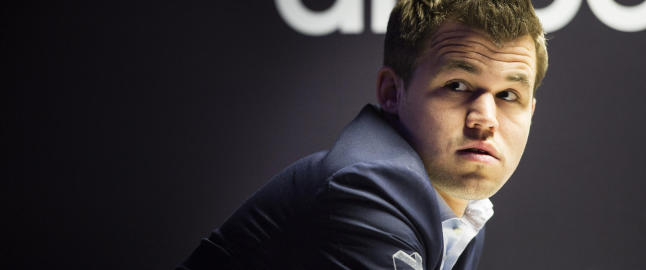 Carlsen vant Norway Chess for f�rste gang