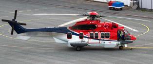 Helikopteret avbr�t flygning tre dager f�r ulykken