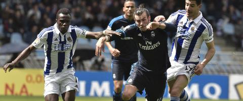Bale reddet Real Madrid i Ronaldos frav�r