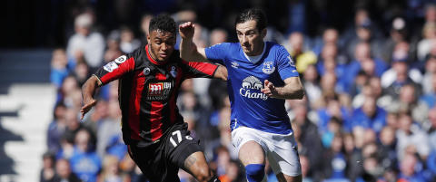 King-assist til ingen nytte da Everton vant