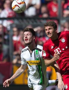 Nordtveit spolerte Bayern M�nchens gullfest