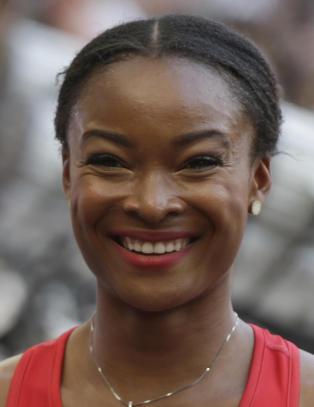 Ezinne er klar for OL i Rio