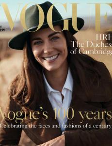 Her f�lger hertuginne Kate i svigermor Dianas fotspor