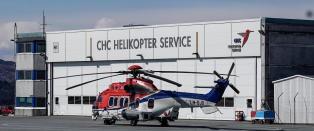 Samme helikoptertype m�tte n�devakuere p� flytende plattform i 2012. S� fungerte ikke bremsene