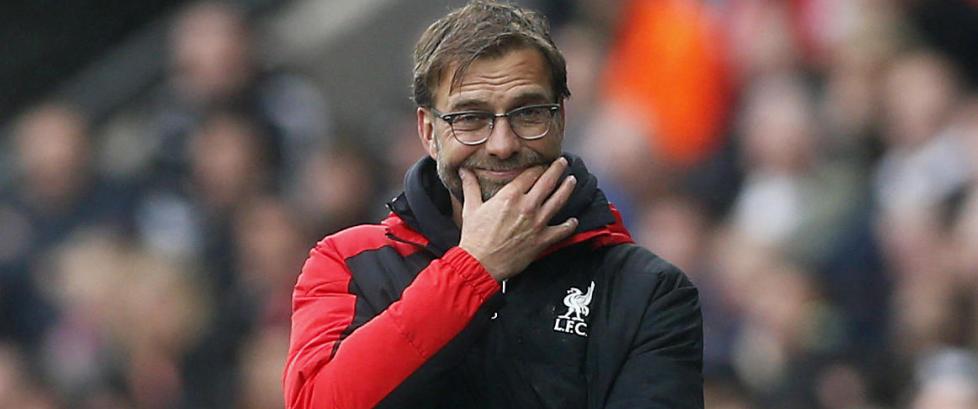 Klopp s� tamt Liverpool tape mot Swansea