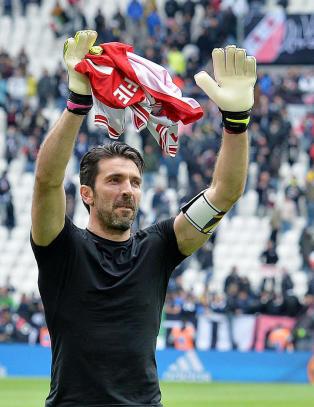 Juventus feiret ligagullet med seier