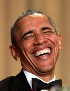 Obama s�rget for at verdens st�rste internett-kjendis fikk gjennomg�