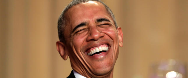 Obama sørget for at verdens største internett-kjendis fikk gjennomgå