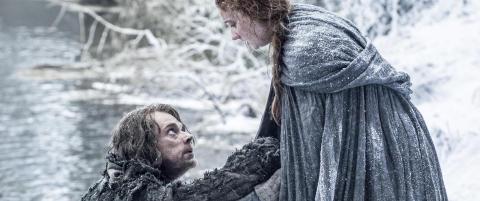 Snakker ut om den t�ffeste scenen i �Game of Thrones�