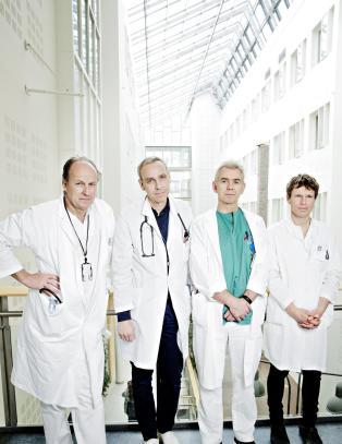 Behandlingen Gunhild Stordalen mottar i Nederland tilbys ogs� p� Rikshospitalet i Oslo