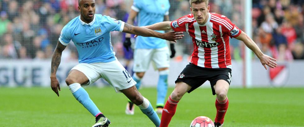 Southampton herjet med Citys reserver