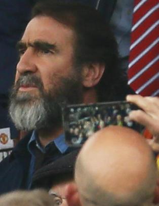 Da Cantona returnerte til Old Trafford gikk stjernene amok