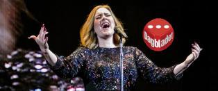 Det er enklere � elske mennesket enn musikeren Adele