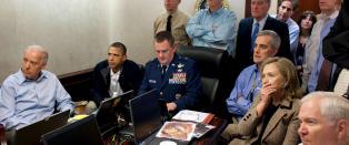 Twitter-brukere h�ner CIA for markeringen av drapet p� Osama bin Laden