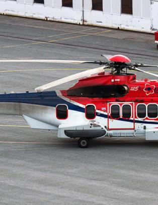 CHC Helicopter: Ulykkeshelikopteret sendte ikke ut n�dmelding