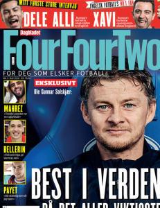 FourFourTwo-utgaven du ikke vil g� glipp av: I salg n�!
