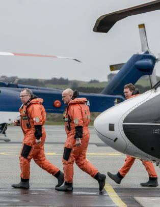 Statoil starter egen granskning av helikopterulykken