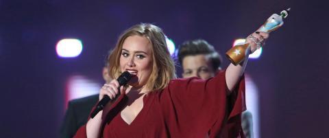 For fem �r siden spilte hun for 1350 i Oslo. Slik ble Adele en av verdens st�rste artister