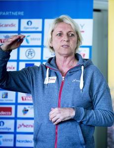 Marit Breivik (61) ledet h�ndballjentene i tre OL. Men alt startet p� Lillehammer i 1994