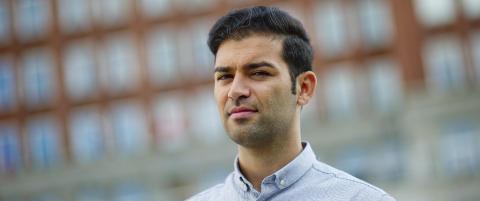 FpU: - Hetsen mot Mani Hussaini er h�rreisende. Det er hatytringer