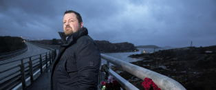 Odd Geir (54) omkom bare et steinkast unna der han vokste opp. N� er hele �ygarden i dyp sorg