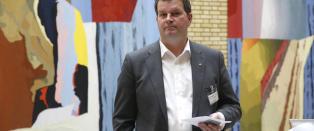 Hans-Christian Gabrielsen favoritt til � bli ny LO-leder