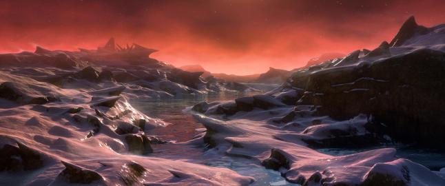 Forskere h�per � finne liv p� tre �nye� planeter