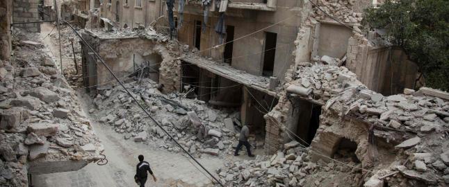 Ny rapport kritisk til norsk Syria-bistand