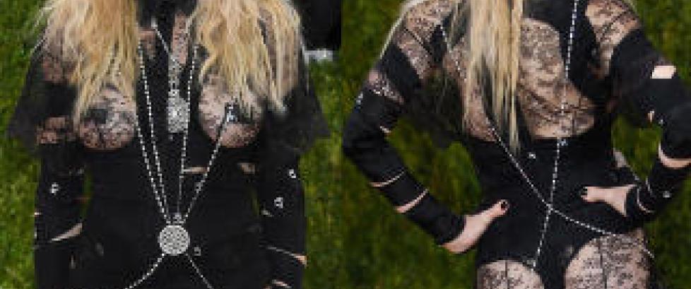 St�r for nattas mest omtalte kjole: - Hun gir totalt faen
