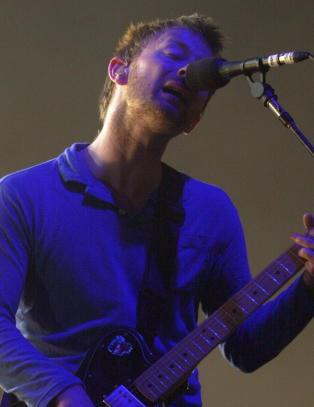 Radiohead slettet alt innhold - br�t stillheten med mystisk video