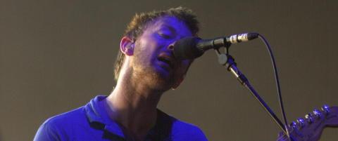 Radiohead slettet alt innhold - brøt stillheten med mystisk video