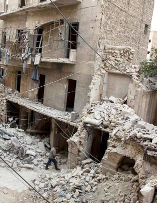 Fem spørsmål om Syria