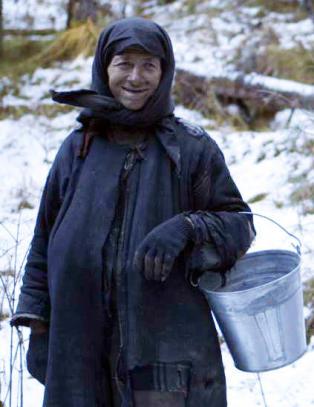 Da Agafia ble funnet av geologer, hadde hun ikke h�rt om andre verdenskrig